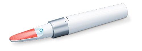 Beurer MP 18 elektrisches Nagelpflegeset, weiß/silber