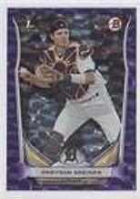 Grayson Greiner #44/99 (Baseball Card) 2014 Bowman Draft Picks & Prospects - [Base] - Purple Ice #DP99