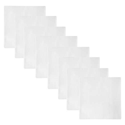 """Image of """"8 Pack Mens Handkerchief"""": Bestviewsreviews"""