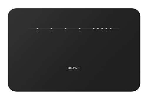 HUAWEI 4G Router 3 Pro - Black