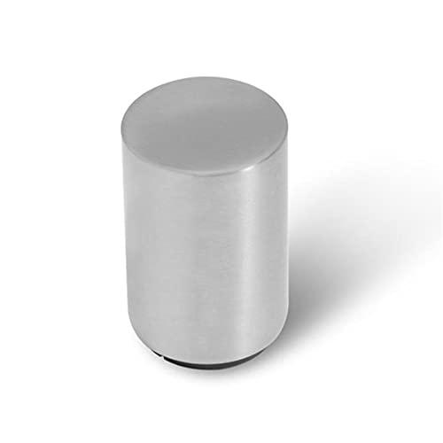 HKLY Apribottiglie a pressione con magnete automatico apribottiglie, apribottiglie, succo di frutta, apribottiglie in acciaio inox, accessorio da cucina (colore argento)