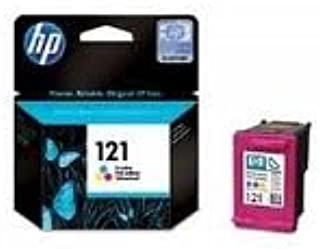 HP 121 Tri-color (Cyan, Magenta, Yellow) Original Ink Advantage Cartridge - CC643HE