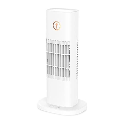 JONJUMP Ventilador de refrigeración por aire USB W/humidificador de spray 300ml tanque de agua bastante para el hogar
