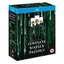 Matrix/Matrix Reloaded/Matrix Revolutions: Trilogy: 3blu: Box Set