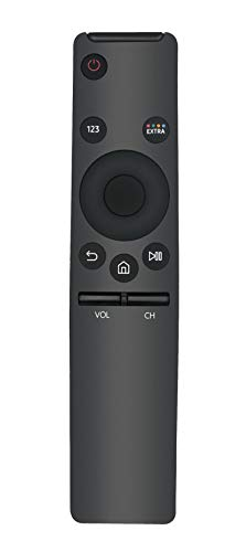 New BN59-01260A Replace Remote fit for Samsung 4k Smart TV UN40KU6300 UN40KU630D UN43KU6300 UN43KU630D UN50KU6300 UN50KU630D UN55KU6300 UN55KU630D UN60KU6300 UN60KU630D UN65KU6300 UN65KU630D UN70KU630