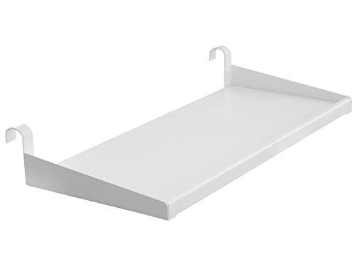 Stabile Bettablage für Flexa Classic Betten und andere Kinderbetten/max. Einhängebreite 3,5cm in weiß - 82-70088-40