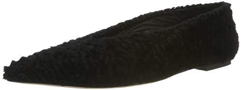 Another project 5455, Sandales Bout Ouvert Femme, Noir (Black 000000), 40