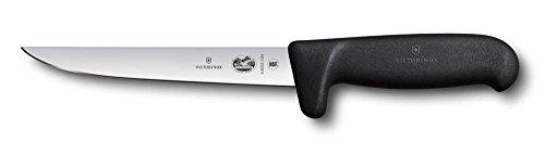 Victorinox Couteau à désosser fibrox Safety Grip 5.6003.15 m