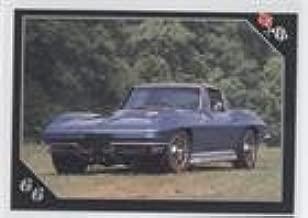 1966 Corvette Sport Coupe (Trading Card) 1991 Collect-A-Card Vette Set - [Base] #18