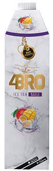 4Bro Ice Tea - Mango Maracuja - 8 x 1l