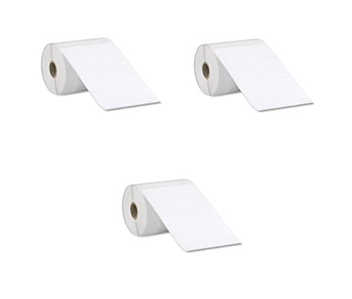 DYMO Authentic LW Extra-Large Shipping Labels for LabelWriter Label Printers, White, 4'' x 6'', 3...
