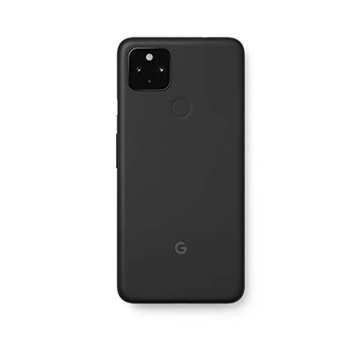 Google Pixel 5 128 GB 5G Handy, nur Schwarz – SIM-freies, entsperrtes Smartphone – das ultimative 5G Google Phone - 2