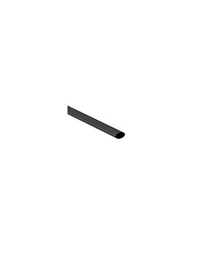 Velleman - STB64BK - Tuyau thermorétractable - 6,4 mm - Noir - 50 163981