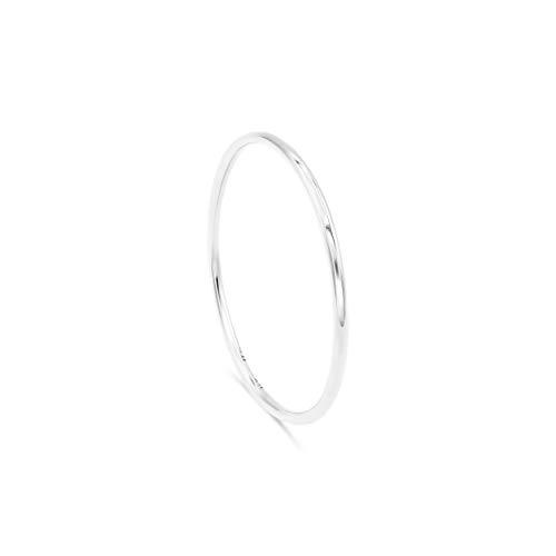 Silberring Damen, Silberring für Frauen, Silberschmuck, Sterling Silber | Stapelring, Damenring, dünn