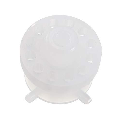 uxcell LANCER Soda Valve 3.0 Diffuser Internal Mixer 28368 White