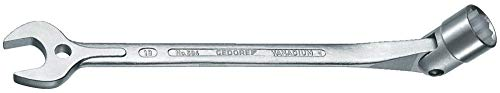 Gedore 534 16 - Llave combinada articulada 16 mm