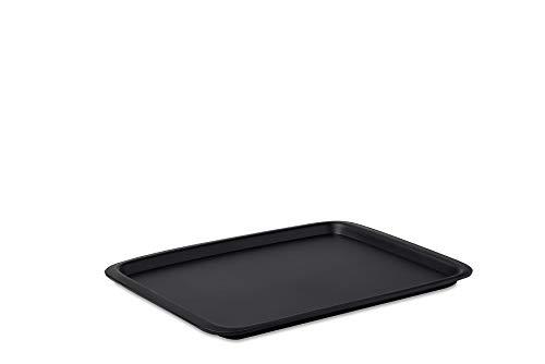 Rosti Mepal Plateau rectangulaire 42,5 cm x 33 cm Noir
