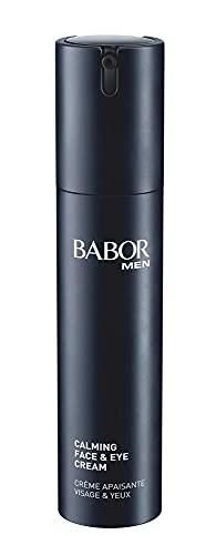 BABOR MEN Calming Face & Eye Cream für beanspruchte Haut, Gesichtscreme und Augencreme für...