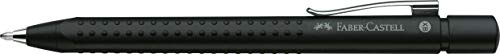 Faber-Castell Grip 2011 - Bolígrafo de punta media, color negro