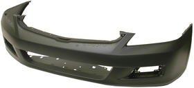 06 honda accord front bumper - 9