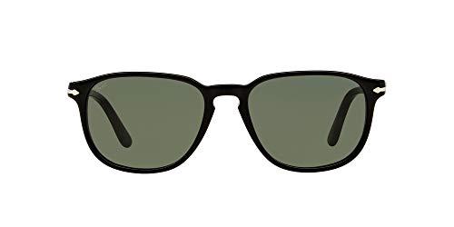 Persol Occhiali da Sole MOD. 3019S SUN95/31, nero, 55 mm