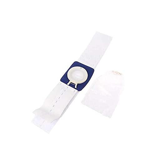 XINTONGSPP Cinturón de estoma, Bolsas de colostomía Bolsa de urostomía Drinable de cinturón después de la colostomía Cinturón de ostomía de la Bolsa de ileostomía con Bolsa