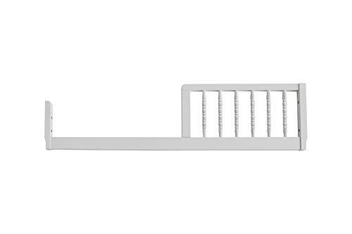 DaVinci Jenny Lind Toddler Bed Conversion Kit, Fog Grey