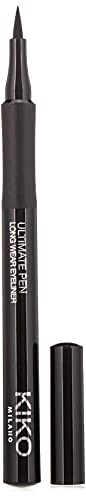 KIKO Milano Ultimate Pen Eyeliner - 01 | Lang Anhaltender Eyeliner-Stift