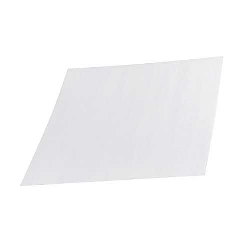 PEI Sheet PEI Polyetherimide Ultem Sheet for 3D-Printer Bed 300x300x0.5mm