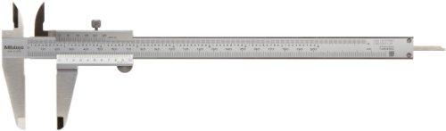 Mitutoyo MIT530-118 Vernier - Calibrador de alta precisión, rango de 0-200 mm