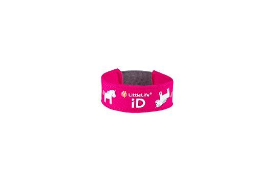 LittleLife Unisex– Erwachsene Safety Id Schweiss- und Armbänder, Einhorn, One Size
