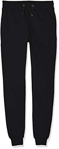 FM London Hyfresh Slim Fit, Pantalones Deportivos Hombre, Negro (Black 01), Large