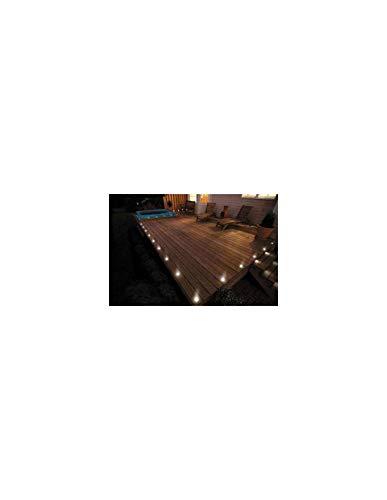Kit spots LED encastrables ultra-plats - Blanc Froid 6000K - 21 spots LED - Sans Télécommande