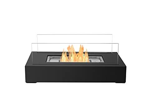 Tabletop Bio Ethanol Fireplace - Rectangle