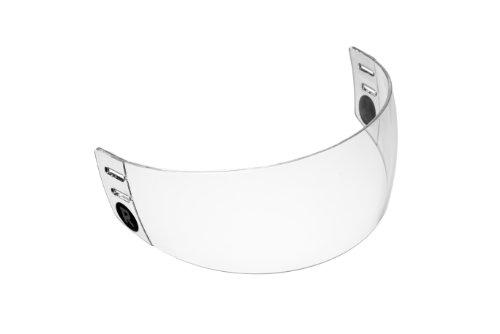 Ronin (TM) R3 Straight-Cut Hockey Visor (Anti-Scratch/Anti-Fog)