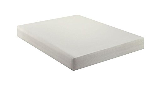 Poundex F8246T Bobkona Belinda 6-Inches Memory Foam Mattress, Twin