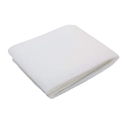 MAIKUI Fettfilter, Filter für Dunstabzugshaube zuschneidbar - Abzugshaube Filter universell einsetzbar - Dunstabzug Filter - Filtermatte - Dunstfilter