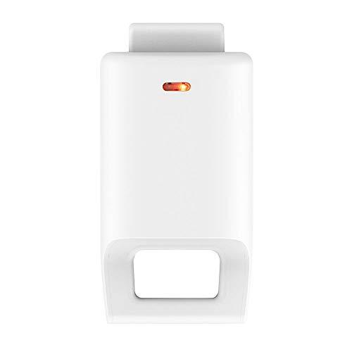 SSZZ Licht broodbakmachine, broodbakmachine voor broodroo's, in de oven, antiaanbaklaag met controlelampje, wit