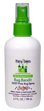 Fairy Tales Bug Bandit Repellent, 6.7 Ounce