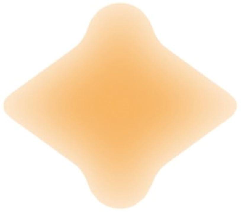 結果アスリートサロンソルボクッションパッド 外反母趾用(4枚入)オークル