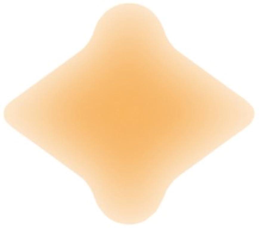 メドレー文字首ソルボクッションパッド 外反母趾用(4枚入)オークル