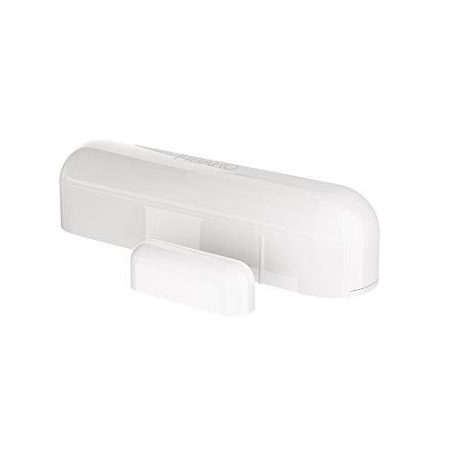 FIBARO HomeKit enabled Door Window Sensor White / iOS Bluetooth Türkontaktsensor mit Temperatursensorr, Schilf Schalter, FGBHDW-002-1