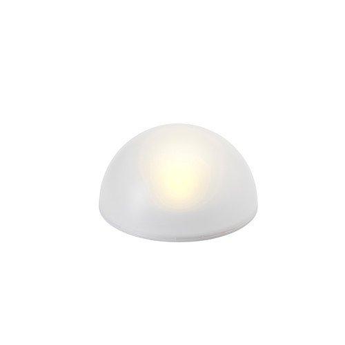SOLVINDEN, halb Globe Weiß Solar Beleuchtung