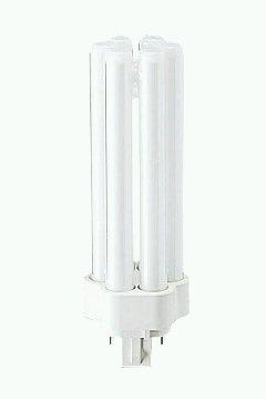 【パナソニック】 (10本セット) FHT24EX-N ツイン蛍光灯 ツイン3(6本束状ブリッジ) コンパクト蛍光灯 ナチュラル色タイプ