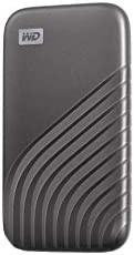Western Digital My Passport 1TB Portable Solid State Drive