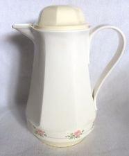 Vintage 36oz. Thermos Coffee Carafe West Germany Christa #430 Ivory