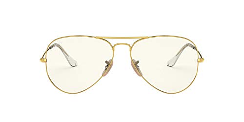 Ray-Ban 0RB3025 Gafas, ARISTA, 55 Unisex