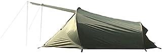 Ultralätt aluminiumstång dubbel utomhus vandringstält dubbelt lager hållbart regnstormskydd ultralätt ryggsäck tält