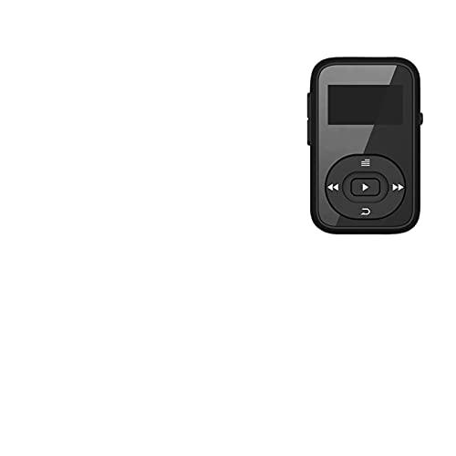 Reproductor De Mp3 Running MP3 Play Bluetooth con Deporte Clip Armband Radio HiFi Music MP 3 Jugadores Mini (Color : X26(32G Micro SD), Memory Size : 8GB)