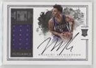 Malachi Richardson #/49 (Basketball Card) 2016-17 Panini Impeccable - [Base] - Silver #153